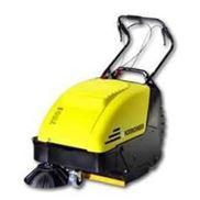 德国手推式吸尘扫地车,清扫车