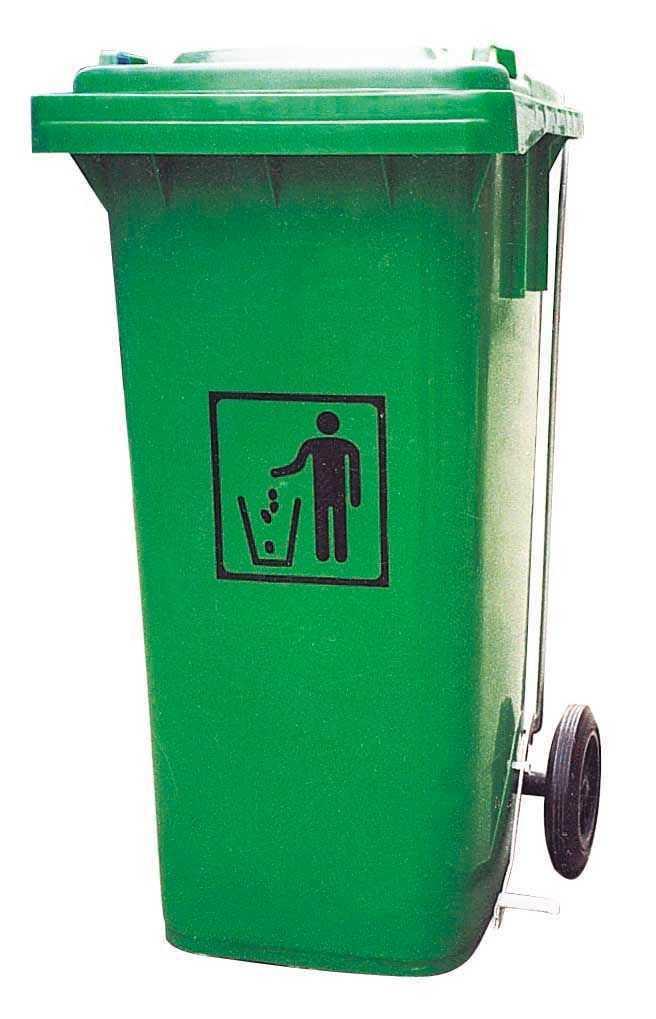 环卫塑料垃圾桶_中国环保在线