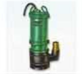 WQX污水污物潜水排污泵