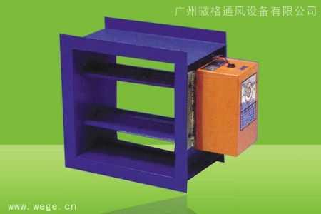 fhf-4 电动防火阀1_电动调节阀-中国环保在线图片