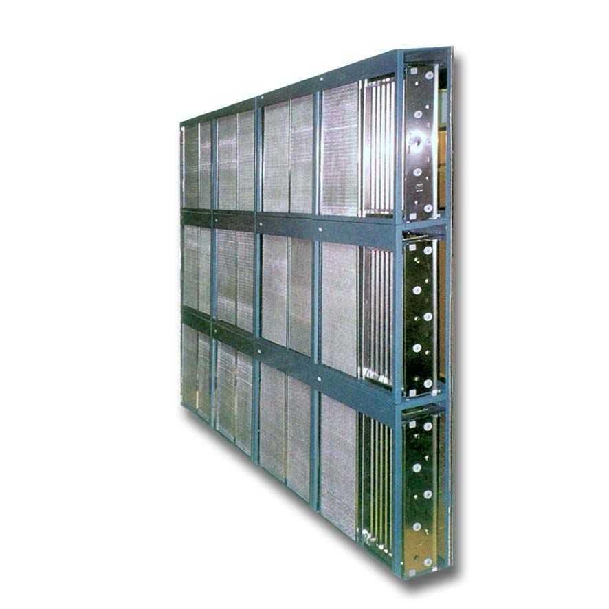 fcu系列 空调箱式电子空气净化机