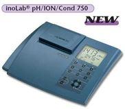 inoLab pH/ION/Cond750型台式酸度计
