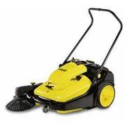 无动力手推式清扫车