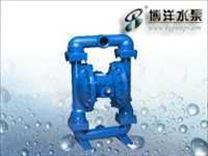QBY型气动隔膜泥浆泵