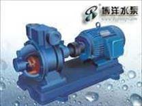 双级旋涡泵