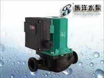 G型管道屏蔽泵