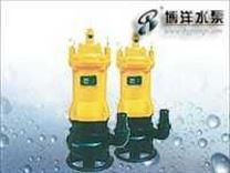 WQZ型自动保护潜污泵