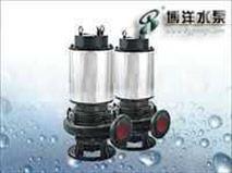QWP系列不锈钢潜水排污泵