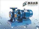 ISW型ISW卧式离心泵,卧式管道离心泵