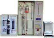 全自动碳硫高速钢铁元素化验设备