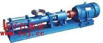 单螺杆泵|G型单螺杆泵(轴不锈钢)