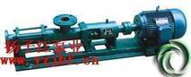 单螺杆泵(整体不锈钢)