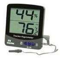 大屏幕溫濕度表 Jumbo Display Thermo-Hygrometer