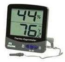 大屏幕溫濕度表|Jumbo Display Thermo-Hygrometer