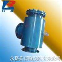 垂直进口自洁式水过滤器