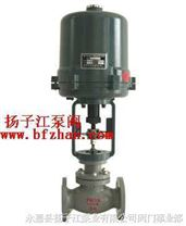 电动阀门:KVRJP/M型防爆电动调节阀