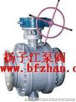 球阀:Q347F/H蜗轮固定球阀