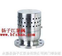 安全阀:SFA72W-10P/10R真空负压安全阀