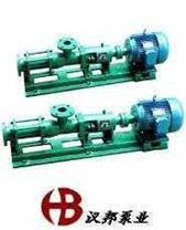 G型单螺杆泵、污泥泵