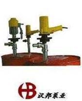 SB型电动油桶泵、手提泵