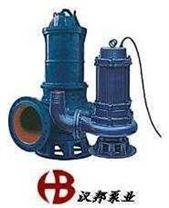 QW型无堵塞排污潜水泵