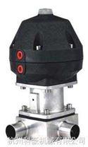 衛生級不鏽鋼氣動隔膜閥
