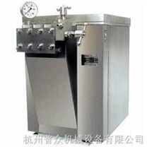 GJJ型实验室高压均质机-杭州普众机械