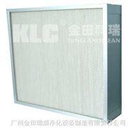 广州耐高温高效过滤器