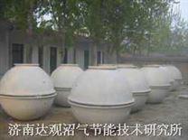 沼气罐干发酵新技术