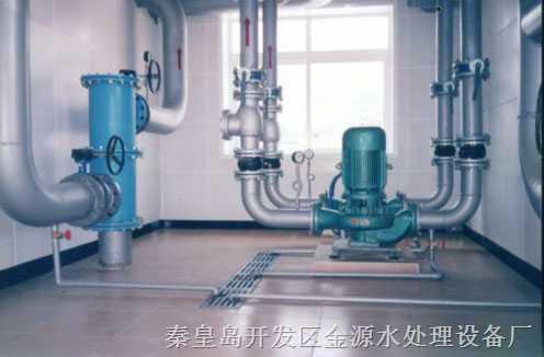 自动排污型电子水处理器