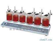 HJ-6-多頭磁力攪拌器