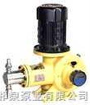上海柱塞式隔膜计量泵