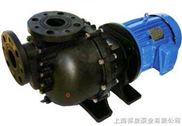 铁氟龙弹性轴封系列自吸式耐酸碱泵