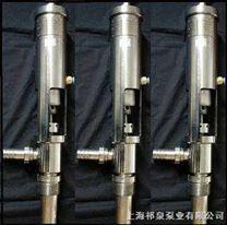气动防爆油桶泵