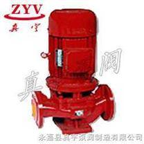 立式单级单吸消防泵