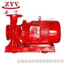 卧式单级单吸消防泵