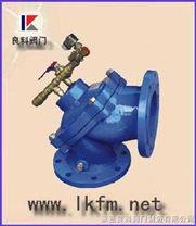 排泥閥:100S型角式隔膜式排泥閥