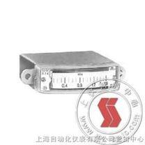 YJ-1-矩形压力表-上海自动化仪表四厂