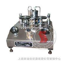 YJY-压力表校验器-上海自动化仪表四厂