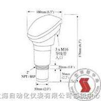 SAWF1234-高能声波物位计-上海自动化仪表五厂
