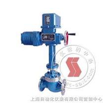 ZAZMC-Ⅲ型电动套简调节阀-上海自动化仪表七厂