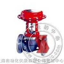 ZJHC-64-气动薄膜切断阀-上海自动化仪表七厂