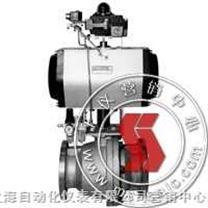 77/78-36100-气动O形切断球阀-上海自动化仪表七厂
