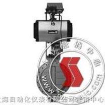 77/78-31100-气动调节蝶阀-上海自动化仪表七厂
