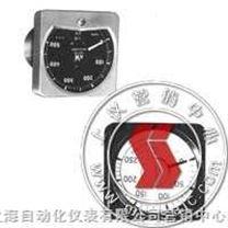 63L10-V-广角度交流电压表-上海船用仪表厂