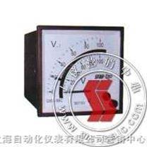 Q96D-RBC-双指示电流电压表-上海船用仪表厂