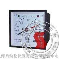 Q72-MΩB-24V直流电网绝缘监测仪-上海船用仪表厂