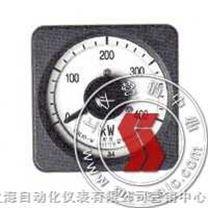 63L10-Var-广角度无功功率表-上海船用仪表厂