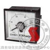 Q96-YTCZA-三相无功功率表-上海船用仪表厂