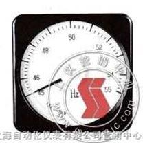 13L1-HZ-广角度频率表-上海船用仪表厂